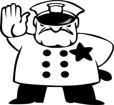 poliziotto google